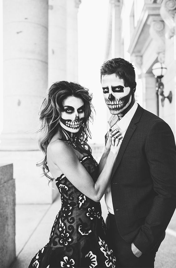 halloween costume ideas for black and white couple the halloween