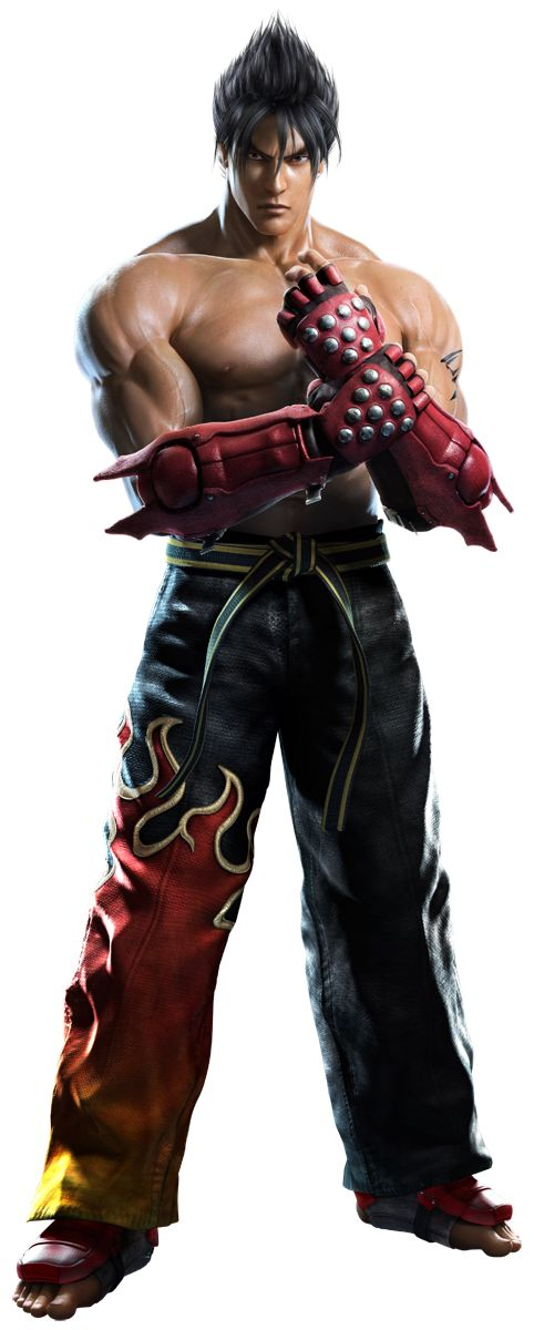 Jin Kazama (Tekken Tag Tournament 2)