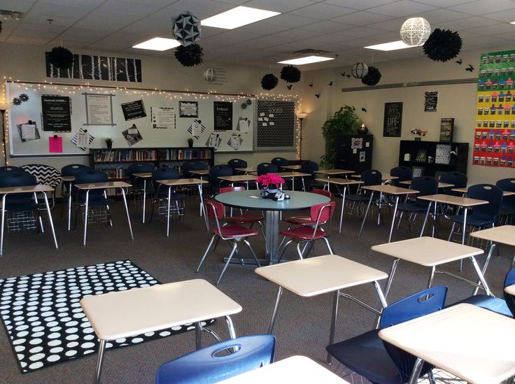 Classroom Design Middle School ~ Best middle school classroom arrangement ideas on