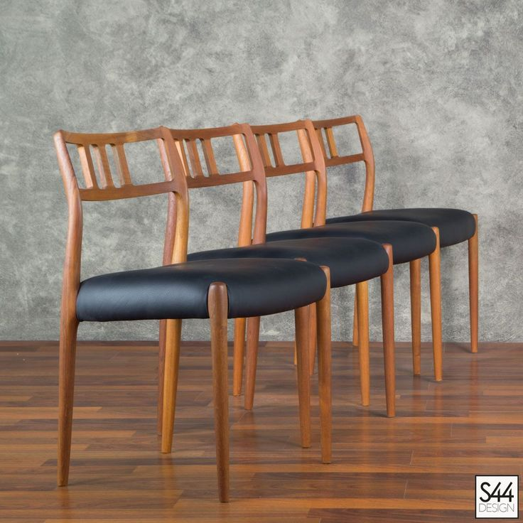 Niels O. Møller – Chair #79