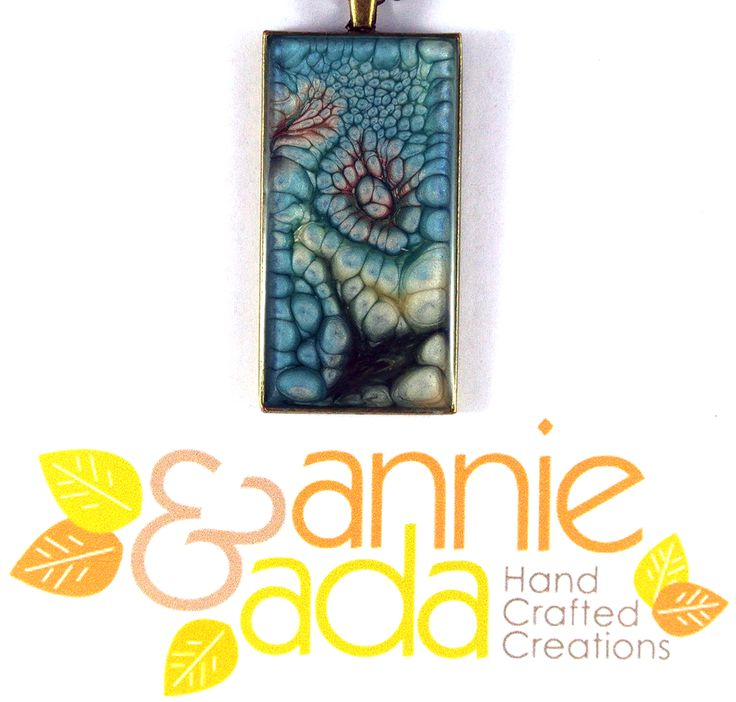 Latest obsession with resin and paint..Pendant Necklaces! available here:  http://stores.ebay.com.au/annieandadastore/