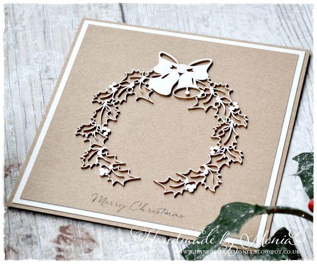 Handmade by Monia: Christmas cards