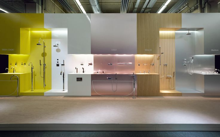 Expo Exhibition Stands Yellow : Best ideas about booth design on pinterest exhibition