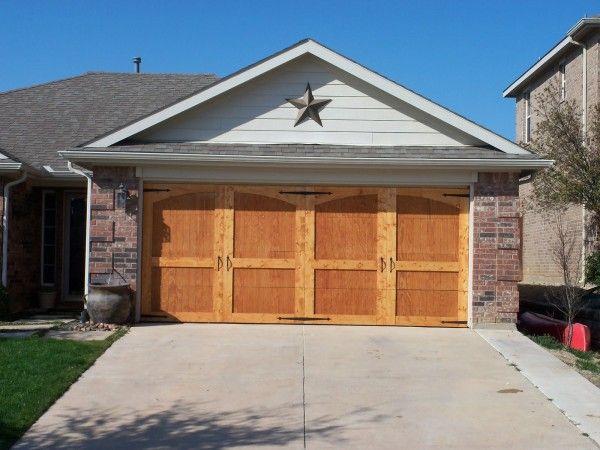 Carriage Garage Doors Diy 106 best garage repair - garage door 4 less images on pinterest