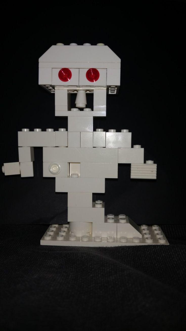 Spook van Lego 2 november '17