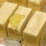 Lemon Layer Sheet Cake recipe from Sweet Dreams via Food Network