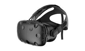 A closer look at the HTC VIVE headset that we have at our center!