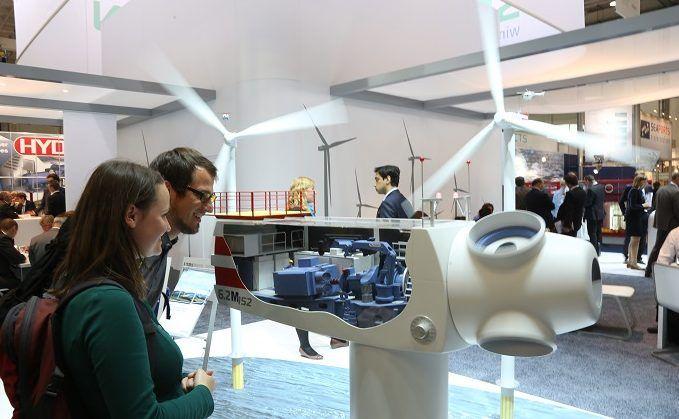 İki yılda bir yapılan Rüzgar Enerjisi ve Teknolojileri Fuarı bu seneki açılışı, Hamburg kentinde yapıldı. Kentte düzenlenen fuara, 30 ülke