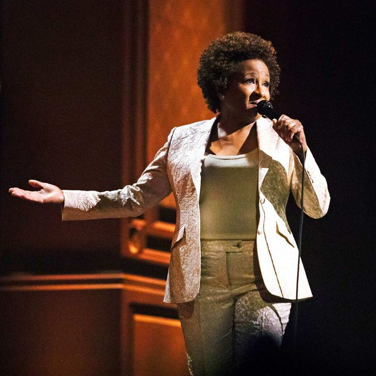 In not normal wanda sykes does not come to play comedy