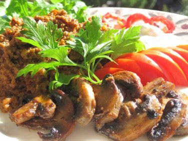 Smakrik köttfärssås