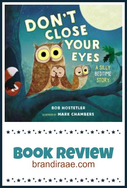 f7a6843931ec Brandi Raae  Don t Close Your Eyes by Bob Hostetler  Book Revie.