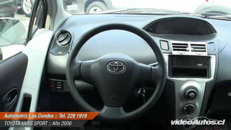 VideoAutos.cl :: Autos Usados con Video :: TOYOTA YARIS SPORT