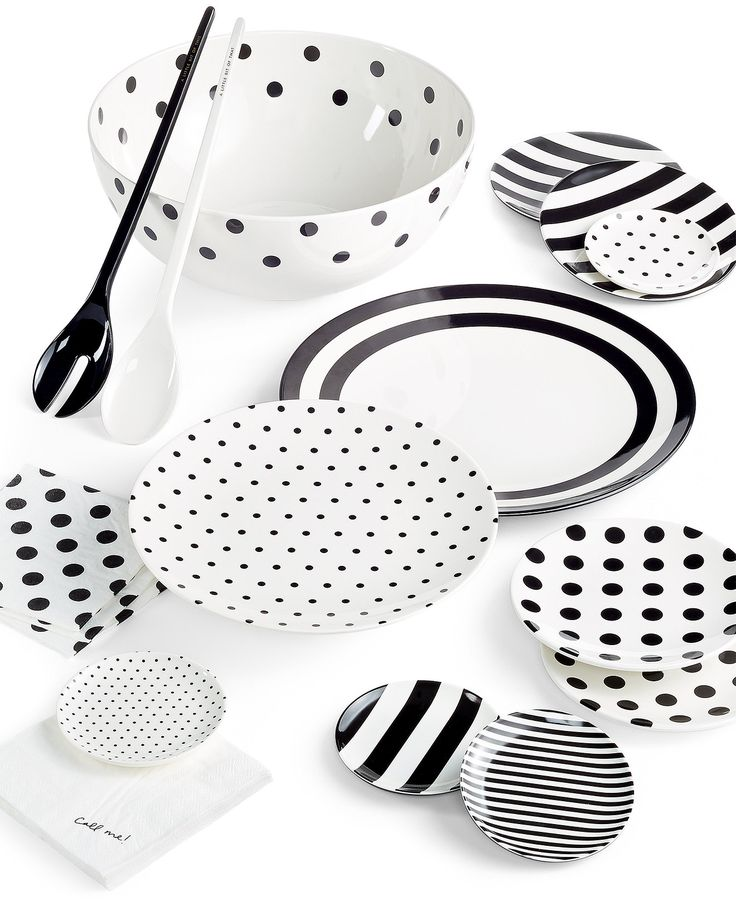 "kate spade new york ""Raise a Glass"" Collection - kate spade Casual Dinnerware - Dining & Entertaining - Macy's"