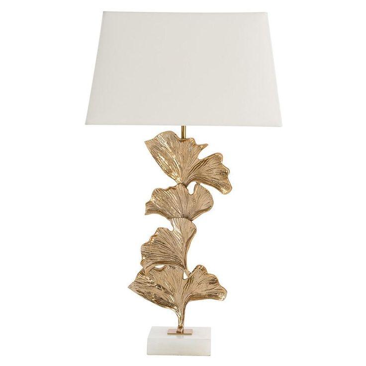 Ginko Leaf Lamp