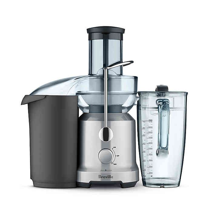 Breville 70 Oz Juice Fountain Cold Juicer Bed Bath Beyond In