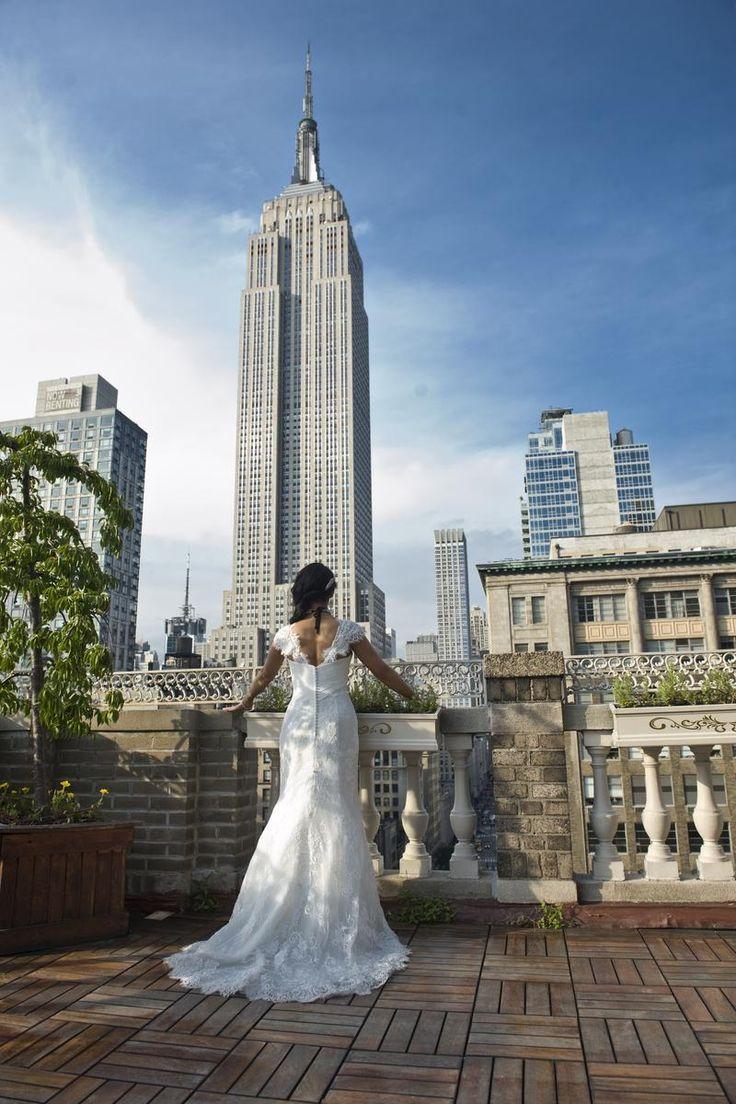 Rooftop wedding venues in nyc - Midtown Loft Terrace Weddings Get Prices For Manhattan Wedding Venues In New York