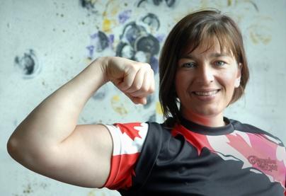 Chantal Leduc, Pro Arm Wrestler