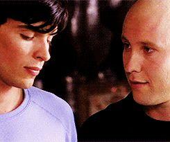 Clark Kent & Lex Luthor: Smallville                              …