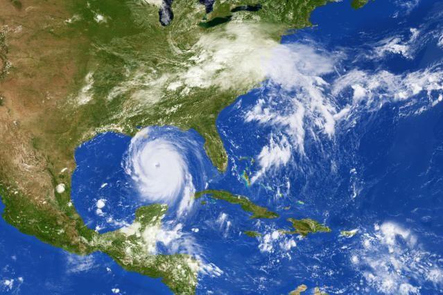 2015 Hurricane Names: Hurricane Katrina, a retired hurricane name from 2005. NOAA