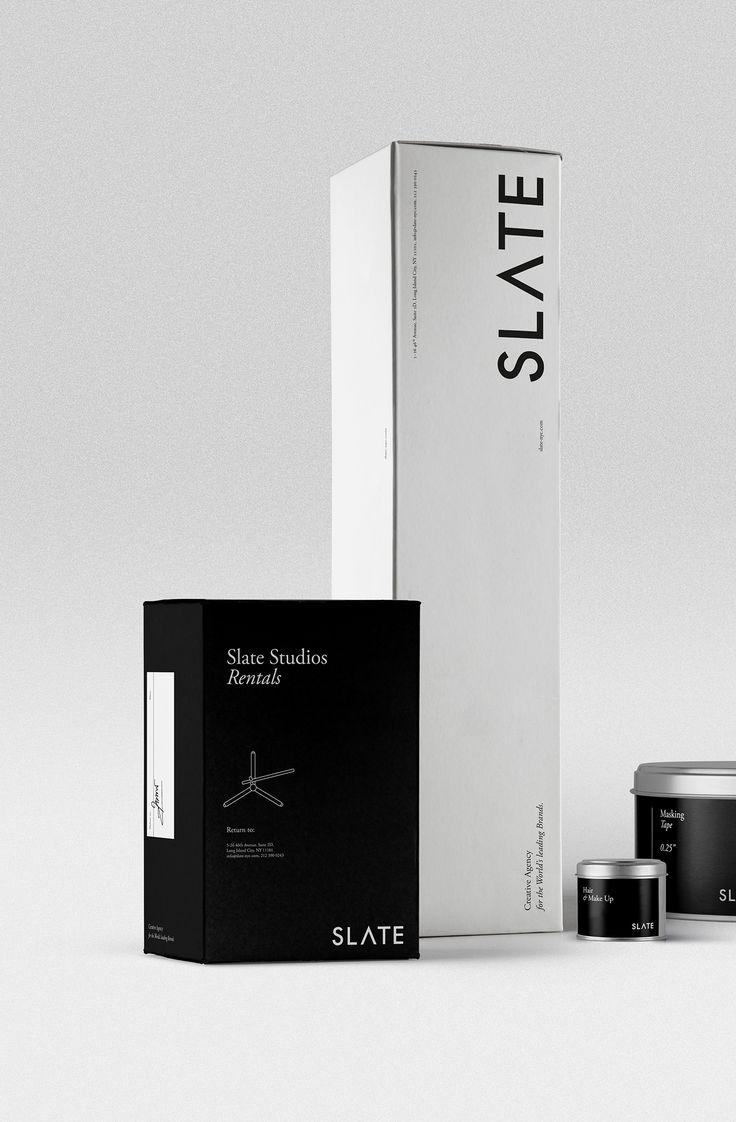 Slate Studios NYC on Behance