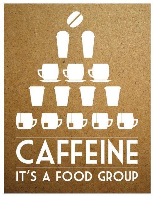 Ive been sayin it for years. Along with ice cream, chocolate and wine. staying caffinated since 1976, the Geetered coffeeFIEND.