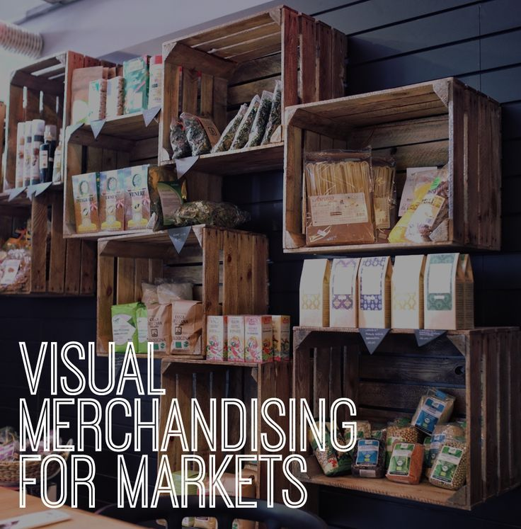 Visual Merchandising for craft fairs and design markets: Learn about my top 8 tips to get your stall noticed by visitors and brand your booth in an authentic way that's true to your creative business' brand!