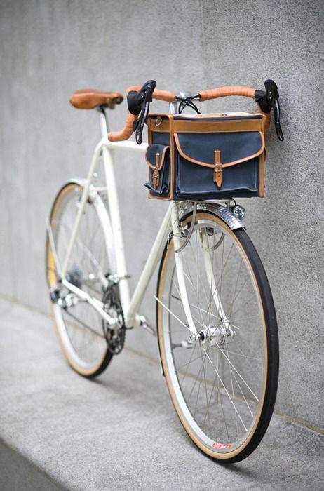 bag instead of a basket