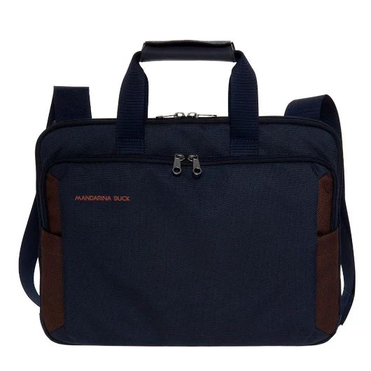 MANDARINA DUCK Cartella CLOUD IFC02 Dress Blue - Bagsabout