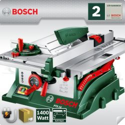 Bosch PTS 10 asztali körfűrész