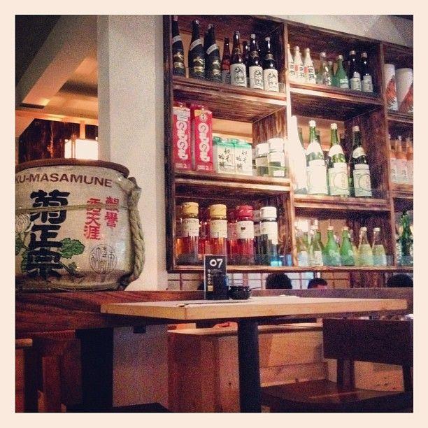 Yellowfin Sake Bar & Kitchen