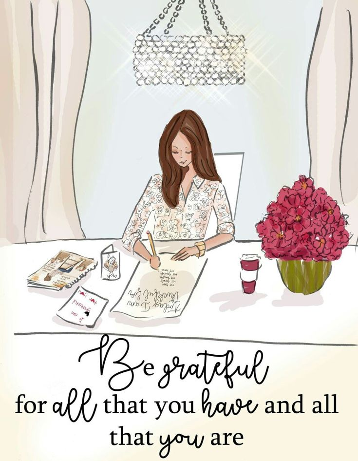 It's a good day to be grateful!