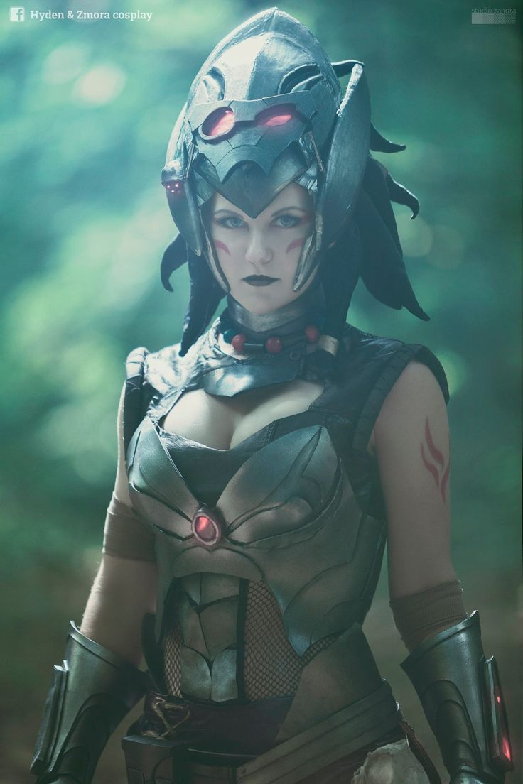 Caitlyn Headhunter Foto by Studio Zahora