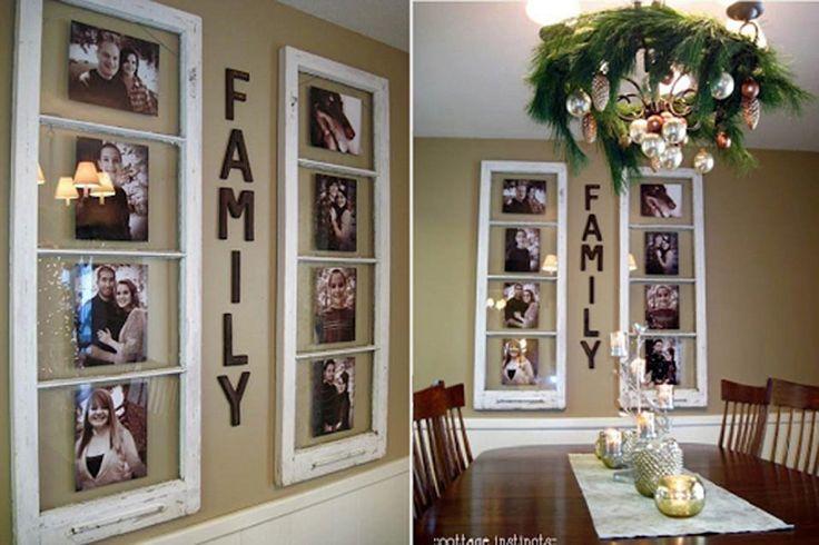 Cómo decorar con fotos, DIY originales.