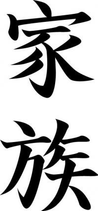 Japanese Tattoo Symbols For Japanese Symbol For Family Tattoo