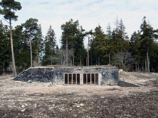 Building no. 8 / Skälsö Arkitekter