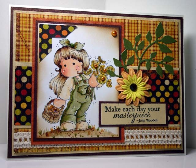 Autumn Splendor by ddmks - Cards and Paper Crafts at Splitcoaststampers