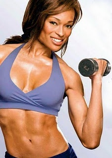 Alicia Marie... She is My Fitness Inspiration...