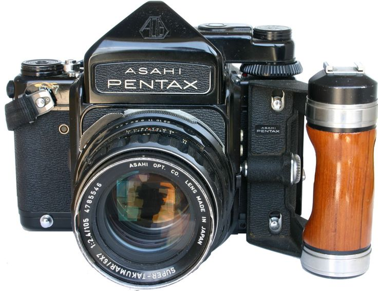 Pentax Asahi :) Medium Format
