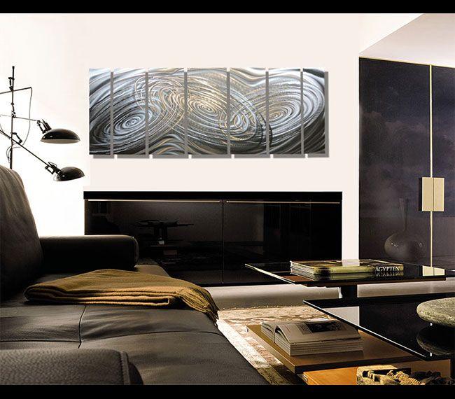 Sleek Living Room Decor