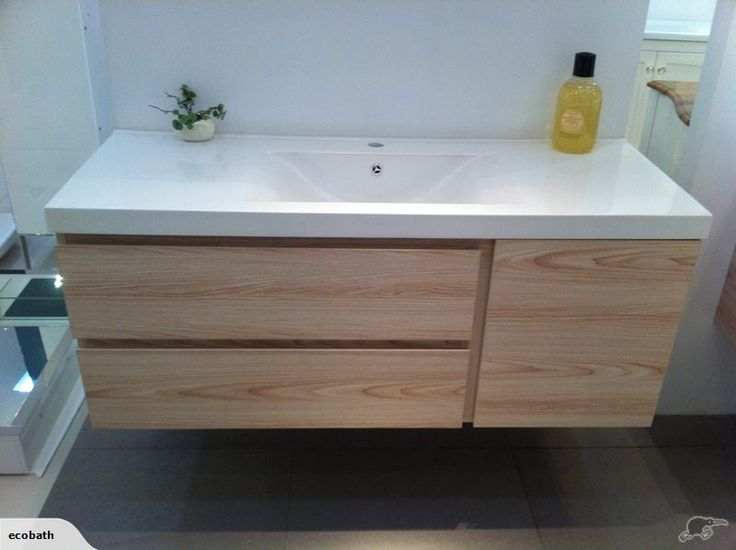 Vanity Wall Hung 1200 mm on SALE | Eco Bathroom Solutions