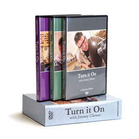 Avanticom Turn It On 3 DVD Set