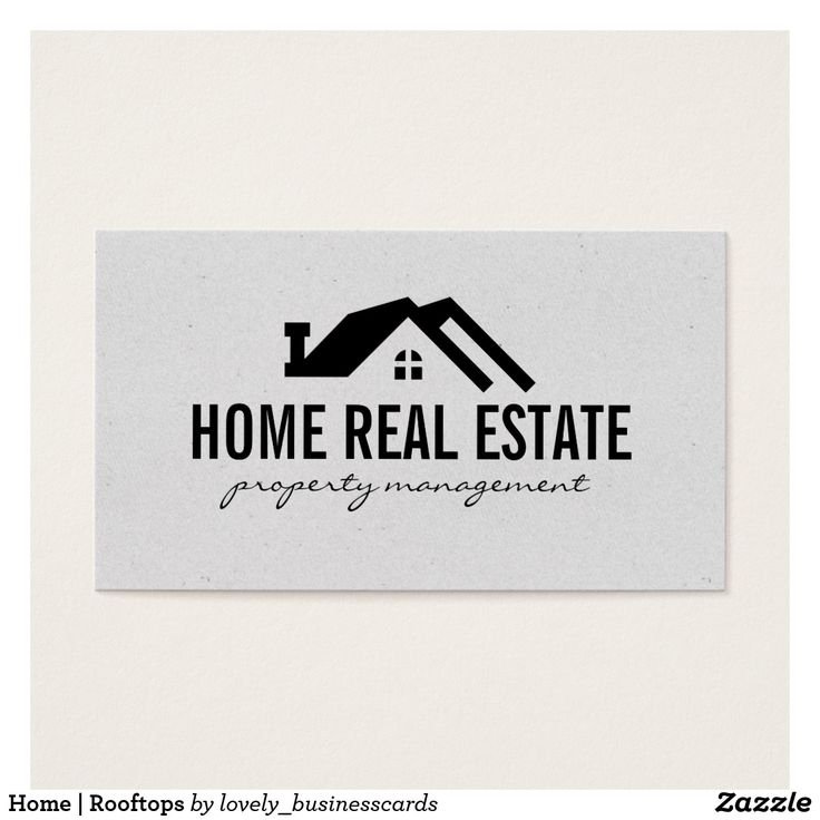 7 best Real Estate Business Cards images on Pinterest | Business ...