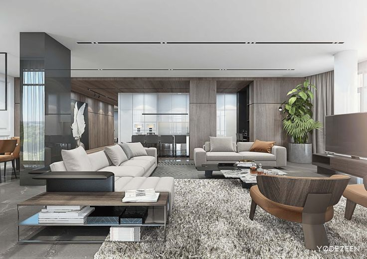 "Confira este projeto do @Behance: ""Versatile interior of a spacious residence in Kiev"" https://www.behance.net/gallery/38265389/Versatile-interior-of-a-spacious-residence-in-Kiev"