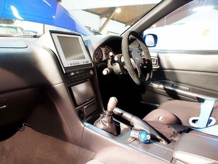 Nissan Skyline GT-R R34 de Paul Walker