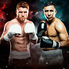 Canelo Alvarez vs. GGG Gennady Golovkin 9/16/2017 2 Tickets lower level Sec 2