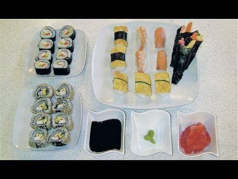 Dudas y comentarios en http://www.isasaweis.com/recetas/cocina-y-dietetica/saladas/video/sushi-de-andar-por-casa