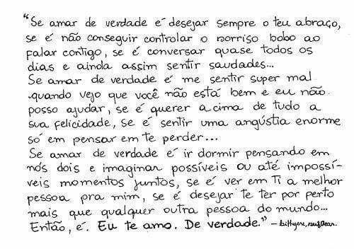Te Amarei De Janeiro A Janeiro Até O Mundo Acabar: +1000 Imagens Sobre Frases Em Português No Pinterest