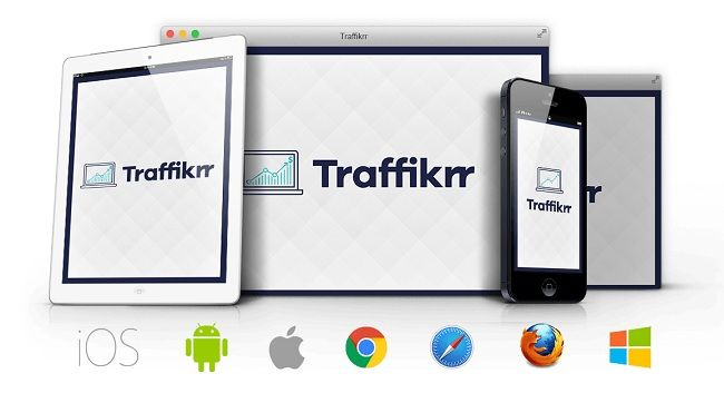 """Traffikrr is an one click autopilot software that will help you build a website and gets you viral traffic in minutes by using other peoples videos! This is an extremely powerful WordPress plugin that will build you a viral """"money site"""" in minutes filled with content and videos direct from Youtube on complete auto pilot."""