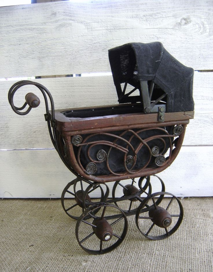 Vintage Baby Carriage Google Search Antique Baby