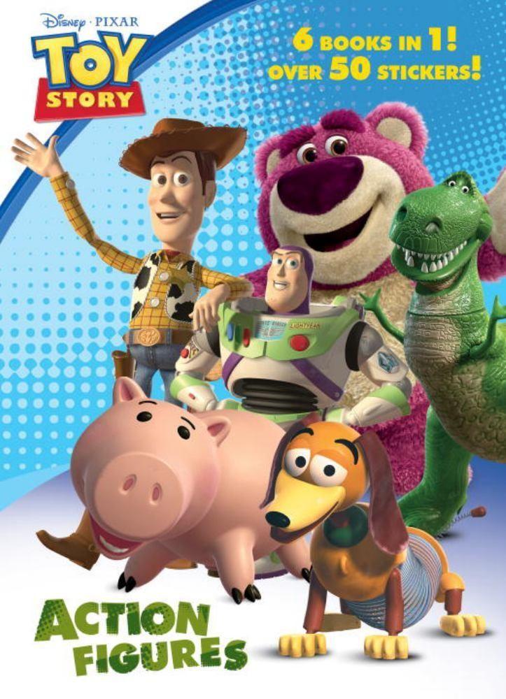 Action Figures (Disney/Pixar Toy Story 3)